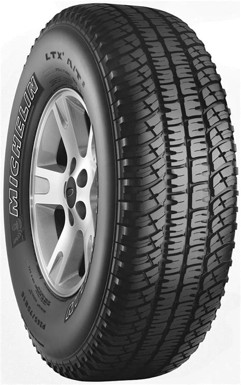 michelin light truck tires michelin ltx a t 2 4x4 light truck suv all terrain