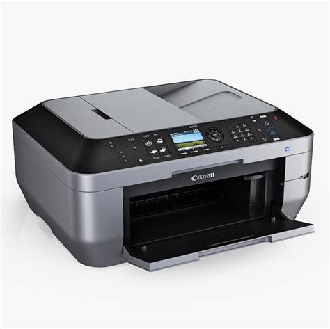Printer 3d Canon 3d canon pixma mx870 inkjet
