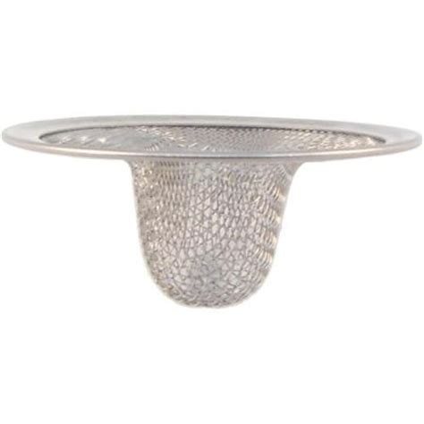 home depot paint strainer partsmasterpro 2 1 2 in small lavatory mesh sink strainer