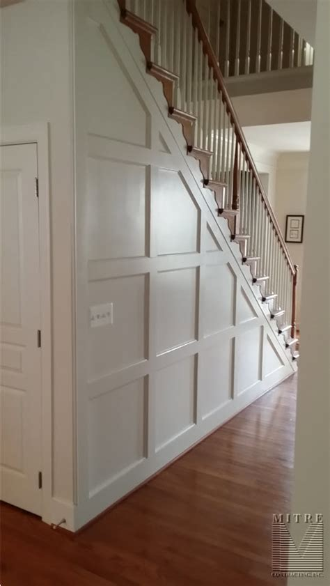 Dining Room Chair Rail Ideas by Wainscoting Amp Chair Rail Accent Wall With Board And