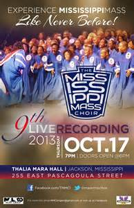 mississippi mass choir 25th anniversary recording update