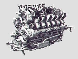 Maserati V12 Engine Maserati Engines Ii