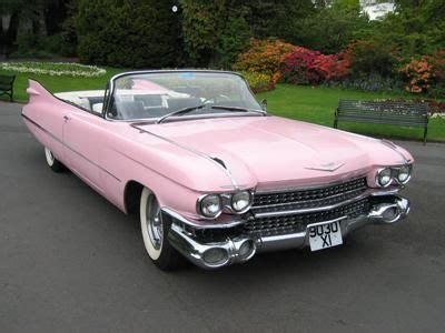 clint eastwood cadillac 1959 cadillac convertible pink cadillac as used by clint