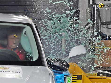 crash test si鑒e auto ncap awards five rating to five cars image