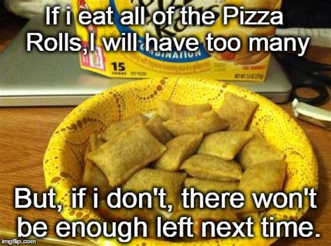 Pizza Rolls Meme - good guy pizza rolls memes imgflip
