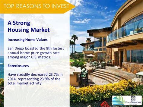 san diego housing market san diego real estate market overview