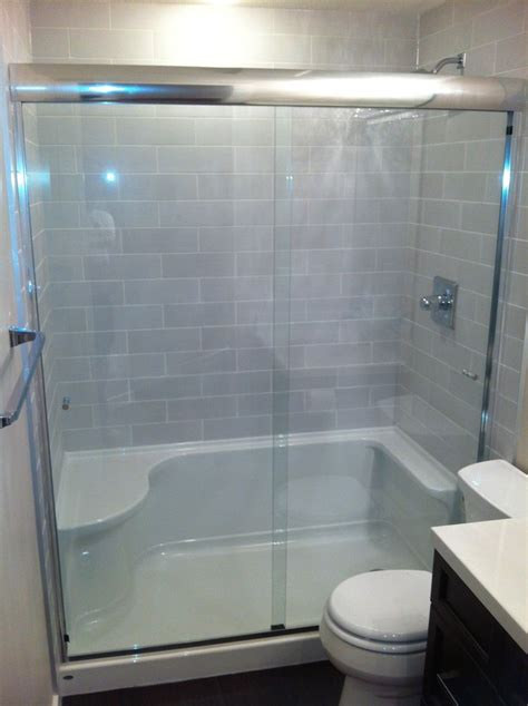 diy convert bathtub to walk in shower 25 best ideas about tub to shower conversion on pinterest
