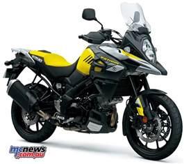 Suzuki V Strom 100 2017 Suzuki V Strom Dl1000 V Strom 1000 Xt Mcnews Au