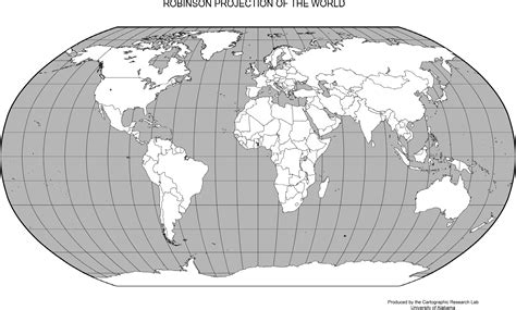 printable world map with latitude and longitude pdf 5 best images of printable world map robinson black and