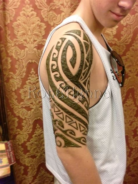 henna tattoo for man best 25 tribal henna ideas on