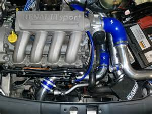 Renault Clio Turbo Kit K Tec Racing