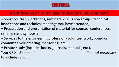 competency demonstration report sle sle cdr competency demonstration report of engineer