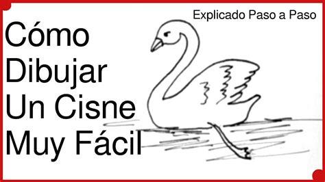 imagenes egipcias faciles de dibujar como dibujar un cisne paso a paso y muy facil narrado