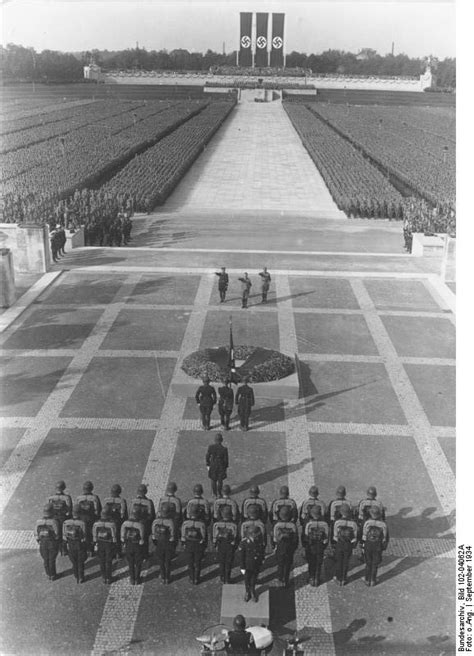 hitler nuremberg nazi rallies the nazi rally in nuremberg 1934 interesting pinterest