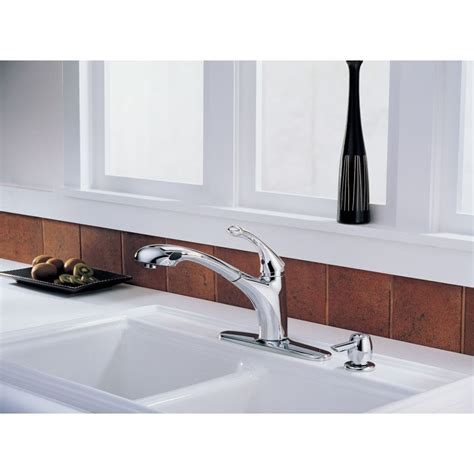 delta debonair kitchen faucet reviews for faucet com 16927 sd dst in chrome by delta