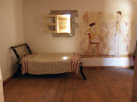 panoramio photo of house in ancient greece the bedroom
