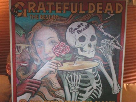 Grateful Dead Best Of Skeletons From The Closet by The Grateful Dead Vinyl Record Albums