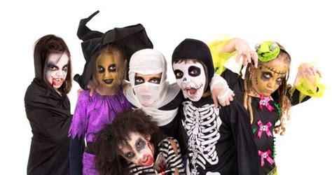 imagenes de halloween disfraces para niños disfraces caseros para los ni 241 os en halloween etapa infantil