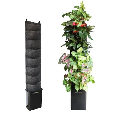Vertical Wall Garden Kit Amazing Wall Garden Kit 3 Vertical Garden Kit