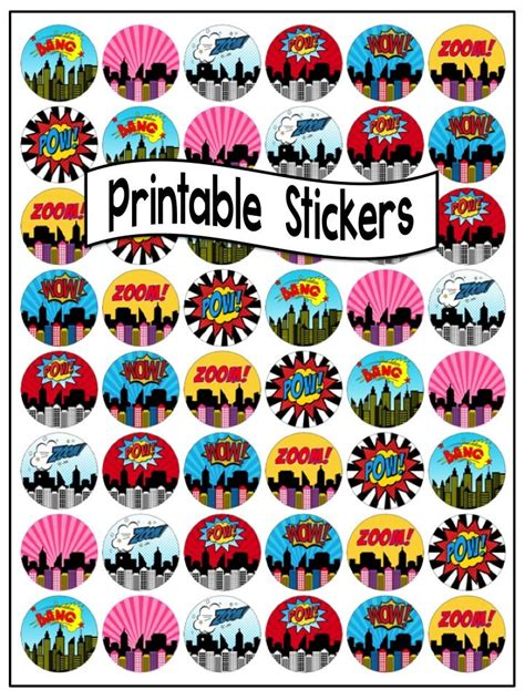 printable stickers round 68 best printable stickers images 3338 best classroom management on tpt images on pinterest