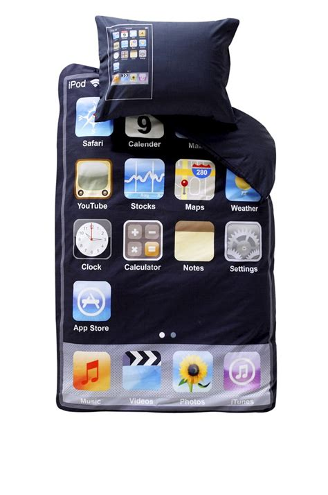 ipod pillow apple ipod touch pillow blanket bed accessories from