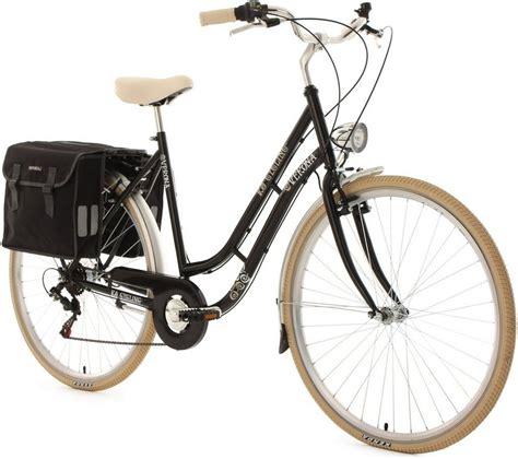 Ks Verona ks cycling damen cityrad 28 zoll schwarz 6 shimano