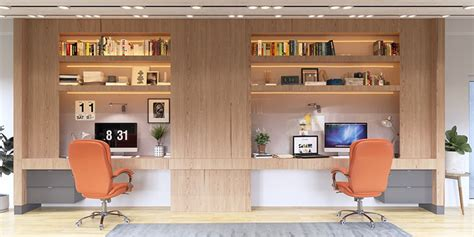 home office design für zwei personen bureau 10 id 233 es pour partager bureau