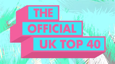 mtv the official uk top 40 opening the official uk top 40 singles chart mtv uk