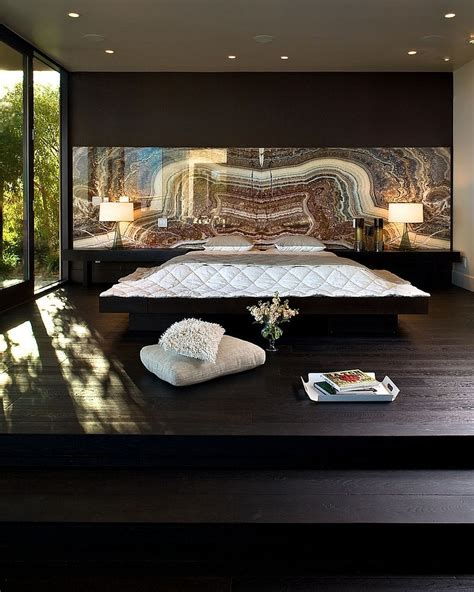 backlit headboard 003 contemporary house kuda photography homeadore