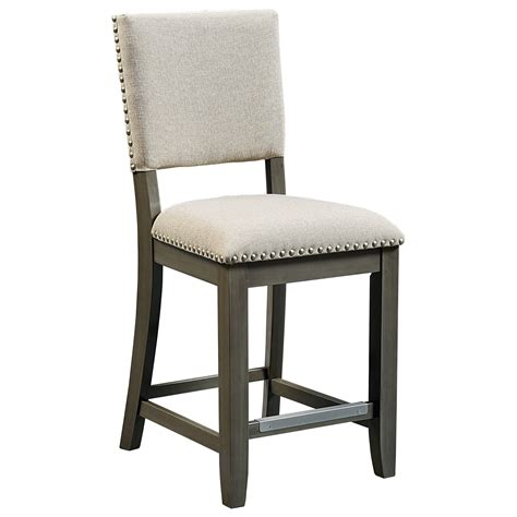 standard height of bar stools standard furniture omaha grey 16697 counter height bar