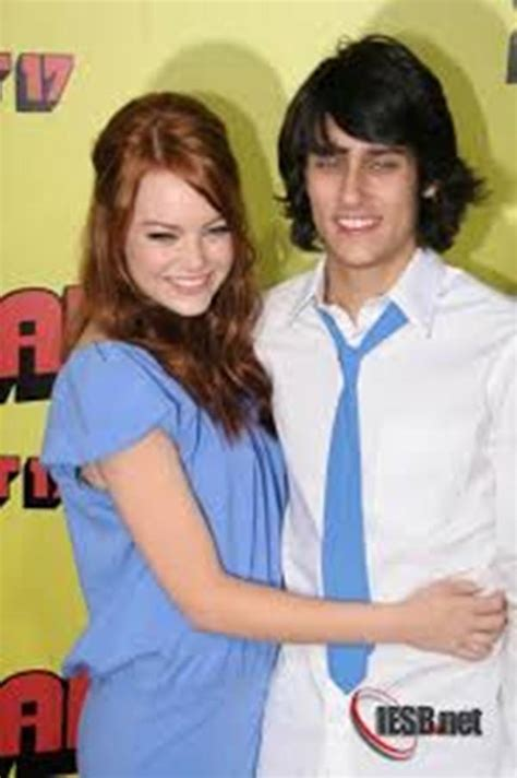 emma stone is dating who is emma stone s new boyfriend know the latest on her