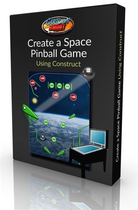 construct 2 pinball tutorial create a space pinball game with construct 2