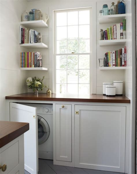 laundry in kitchen 15 laundry spaces that cleverly conceal their unsightly appliances