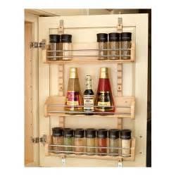 Spice Rack For Cabinet Door 調味料の収納方法とアイデアいろいろ 究極に幅を取らないキッチン収納術 Interior Design Box
