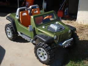 modified power wheels