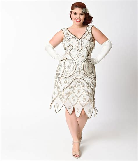 1920s plus size wedding dresses 244 best 1920s plus size dresses images on pinterest