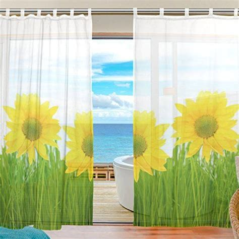 Karma Living Curtains Decorating Ingbags Bedroom Decor Living Room Decorations Sunflower P Sunflower Curtain