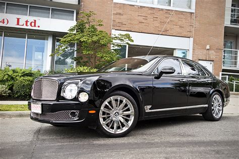 bentley coupe 4 door bentley 2014 mulsanne mulliner 4 door sedan london