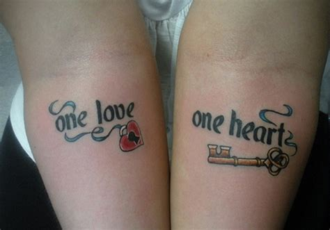 best couple tattoos creativefan 30 best couple tattoos for all lovely couples