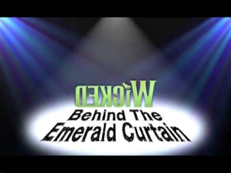 behind the emerald curtain the official behind the emerald curtain preview youtube