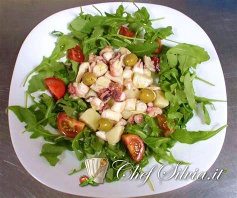 polpo in insalata con sedano insalata di polpo e patate