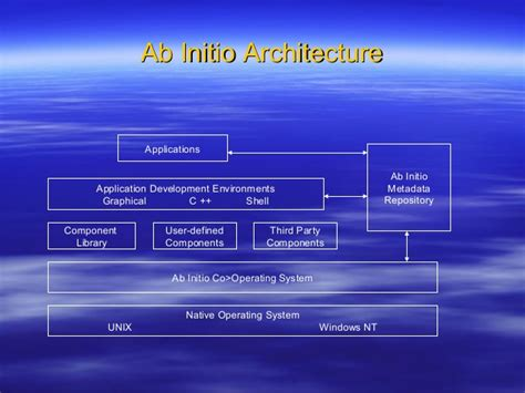 Ab Initio Etl by How Are The Opportunities In Etl Tools Abinitio Datastage Join With Db It Joins Records