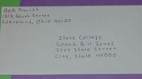 addressing a letter levelings mail letter bing images