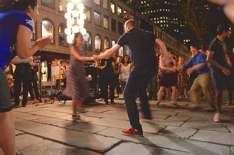 swing dancing boston swing dance nights at faneuil hall marketplace winter
