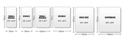 Bed Sizes In Cm New Zealand Bed Sizes My New Bed