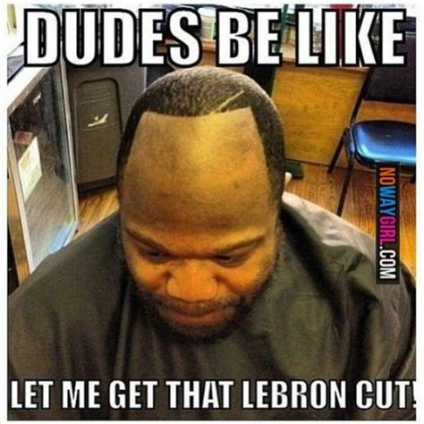 Receding Hairline Meme - top 12 funniest lebron s hairline memes i have no words