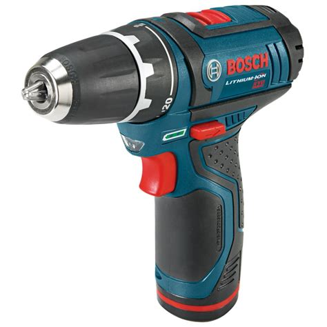 Bosch Driver bosch ps31 2a 12 volt max lithium ion 3 8 in cordless drill driver lowe s canada