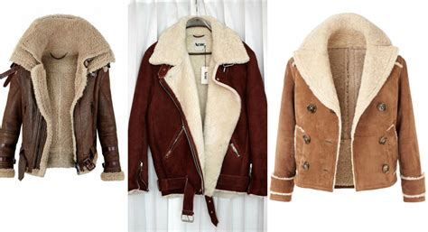 Shearling Jacket my fall winter style obsession shearling coats