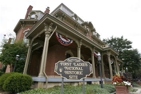 mckinley house saxton house to be designated as mckinley home news the repository canton oh