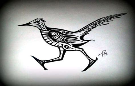 roadrunner tattoo roadrunner bird search tatts